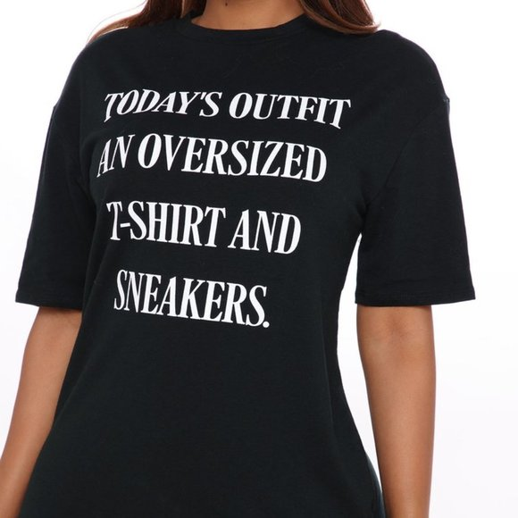T-Shirt Addicts Tops | Todays Outfit An
